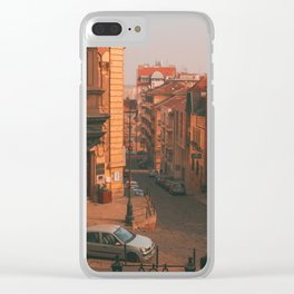 Budapest Views II Clear iPhone Case