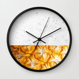 Urban pinapple Wall Clock