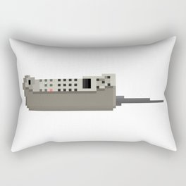 The Brick Rectangular Pillow