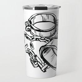 Broken Chains Travel Mug