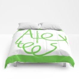 Alex cool tees Comforters