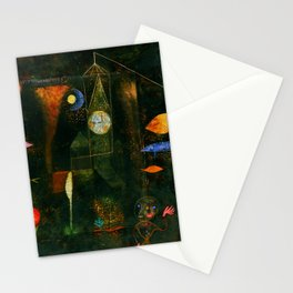 """Paul Klee """"Fish Magic"""" Stationery Cards"""