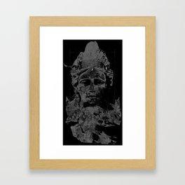 Unheavenly Framed Art Print
