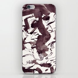 The Wounded iPhone Skin