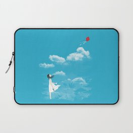 Let Go Laptop Sleeve