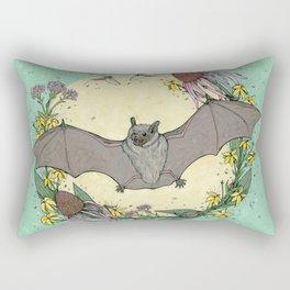 big brown bat. Rectangular Pillow