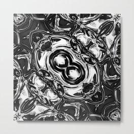 Drag0n 3ggs Metal Print