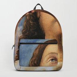 Giovanni Bellini - Head of the Redeemer Backpack