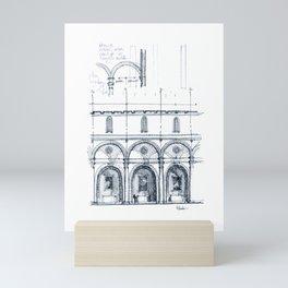 San Lorenzo Mini Art Print
