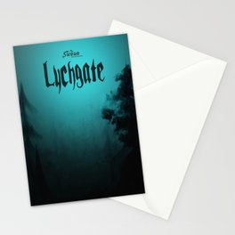 Lychgate Book Cover 2.0 Stationery Cards