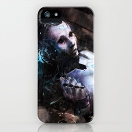 Discarded iPhone Case