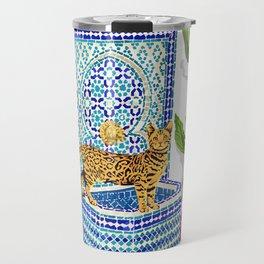 Royal Cats Travel Mug