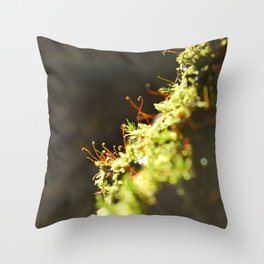 Mosepryd Throw Pillow