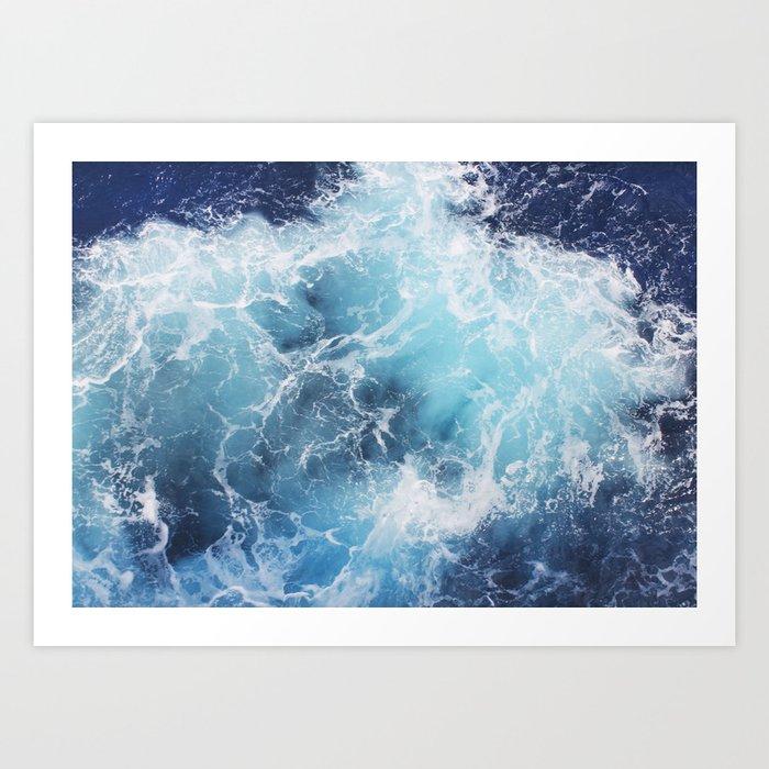 Ocean Waves Kunstdrucke