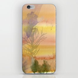 Desert Abstract iPhone Skin