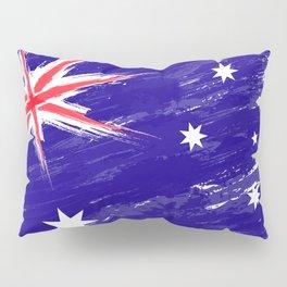 Australia's Flag Design Pillow Sham