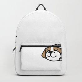 Shih Tzu Not Backpack