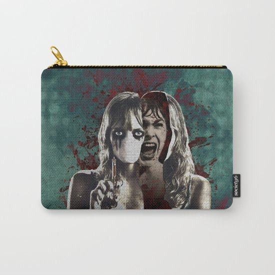 Twisted Nerve Carry-All Pouch