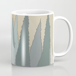 Evergreen Trees Rising in the Woods with the Sun Coffee Mug