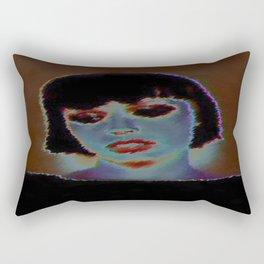 Untrust Us Rectangular Pillow