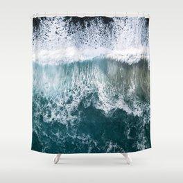 Oceanscape Shower Curtain