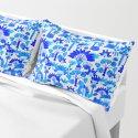 Exotic Garden Blue by silverpegasus