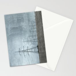 March of the Pylons Stationery Cards