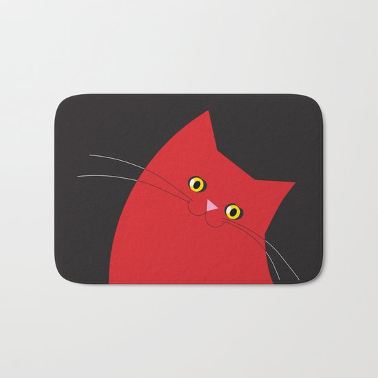 Red Cat - Mucci Bath Mat