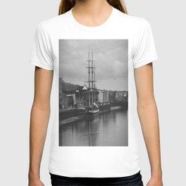 Famine Ship Dunbrody T-shirt