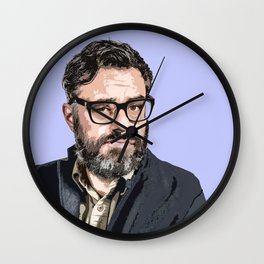 Jemaine Clement 4 Wall Clock