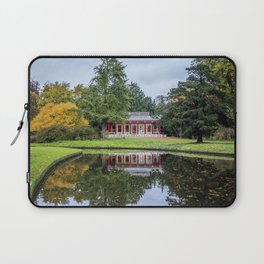 Surrounded by Autumn Laptop Sleeve