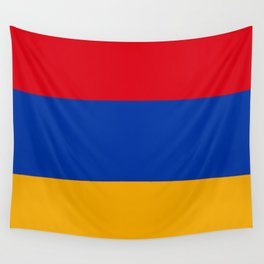 Flag Of Armenia Wall Tapestry