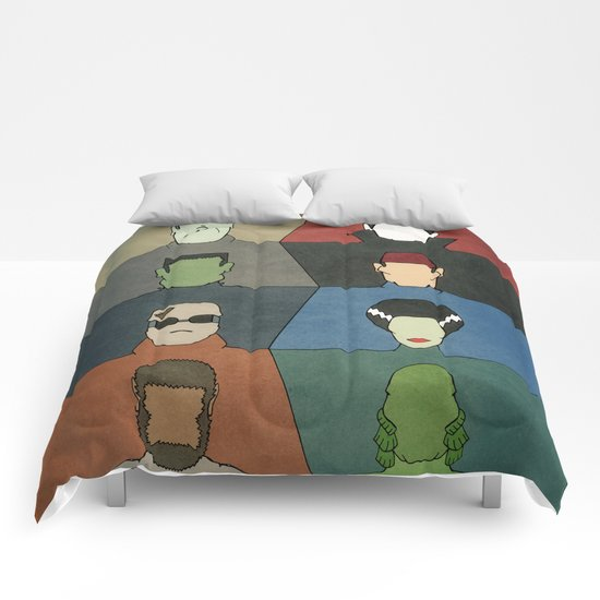 A Universal Horror Comforters