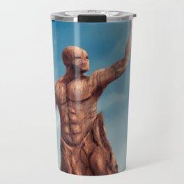 Finger of Prometheus Travel Mug