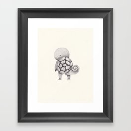 007 Framed Art Print