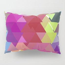 Triangle No. 2 Pillow Sham