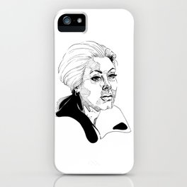 Someone like her iPhone Case