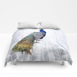 Bird Of Juno Comforters