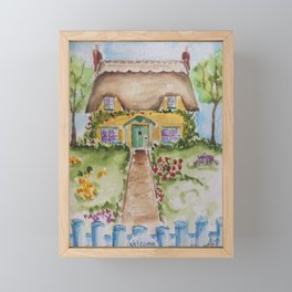 Cotswold Beauty Framed Mini Art Print