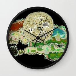 Worried Wall Clock