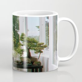 Bonsai Window Kaffeebecher