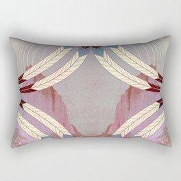 Wings of Ma'at Rectangular Pillow