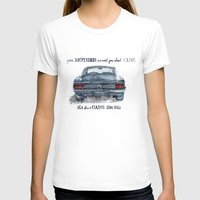 mustang T-shirts featuring Mustang by dareba