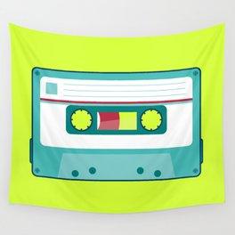 #54 Cassette Wall Tapestry