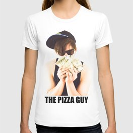 THE PIZZA GUY T-shirt