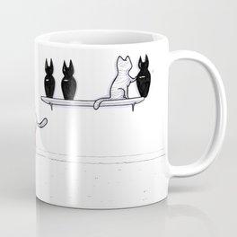Mummy Cat Lady Coffee Mug