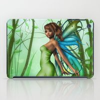 emerald iPad Cases featuring Emerald by Fairytale Art