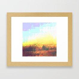 Observation Hill, Duluth MN Framed Art Print
