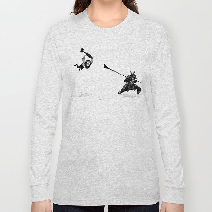 PDX vs TYO Long Sleeve T-shirt