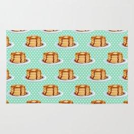 Pancakes & Dots Pattern Rug
